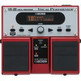 BOSS Vocal Effect Vocal Performer [VE-20] - Vocal Effect